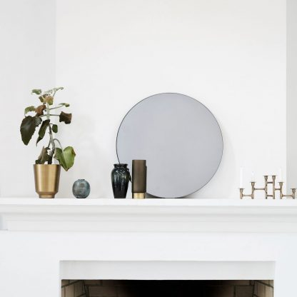 Walls speil grå