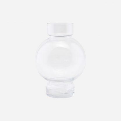 Bubble vase klar produktbilde