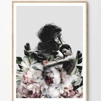 Allie & Noah poster Linn Wold