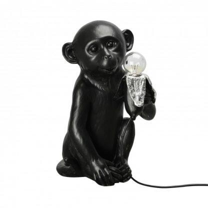 Ape banan lampe sort Byon