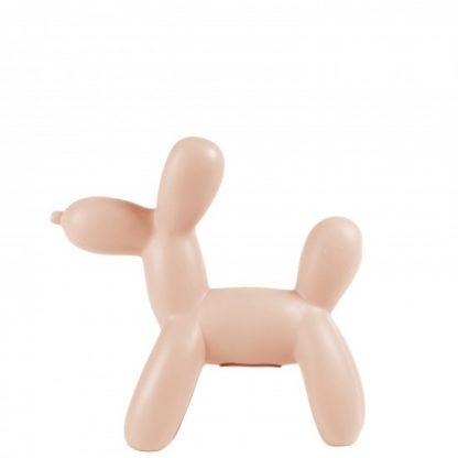 Lassie sparebøsse ballong rosa Byon