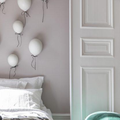 Ballong dekorasjon hvit ByOn