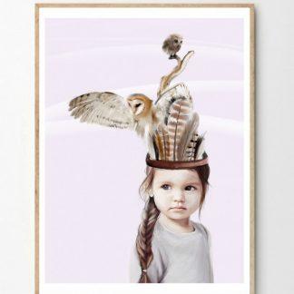 Little Sofia poster Linn Wold