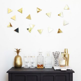 umbra-confetti-wall-decor-brass-triangles