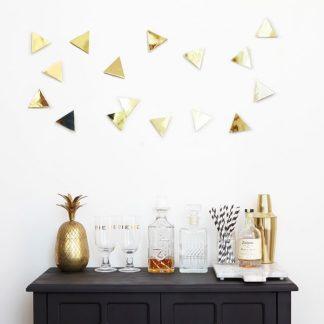 umbra-confetti-wall-decor-brass-triangles
