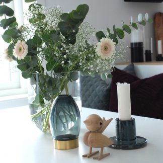 Annie lysestake Broste Simple vase DBKD Lucie Kaas spurv House Doctor Mushroom