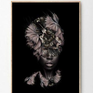 Oya poster print Linn Wold