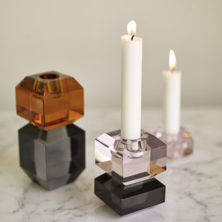 Lysestake krystall Hübsch