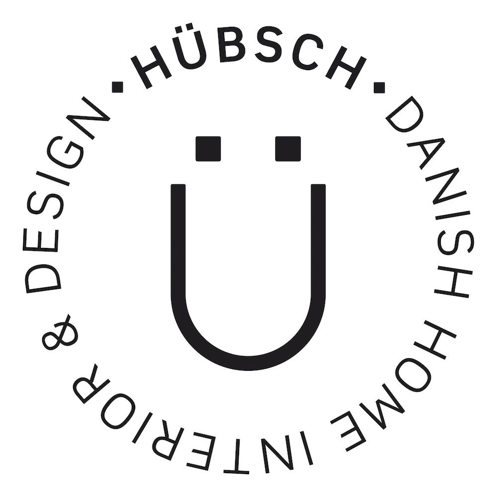 Hübsch interior logo