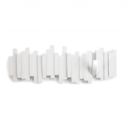 Sticks knaggrekke Umbra hvit