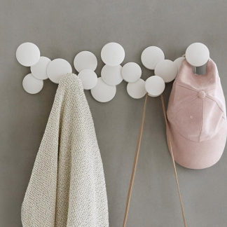Bubble knaggrekke hvit Umbra