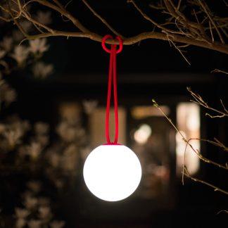 Bolleke lampe Fatboy Original red rød