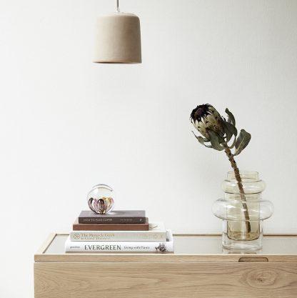 Papirvekt glass Hübsch Interiør