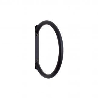 Håndkleholder håndklehenger sort svart Hübsch Interiør