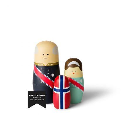 Nesting dolls royalties Expressions Spring Copenhagen