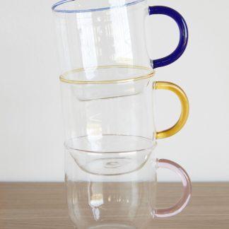 kopper glass Hübsch Interiør