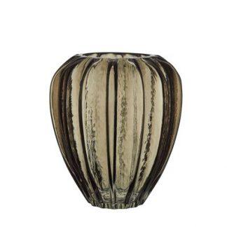 Wave vase grå Wikholm Form