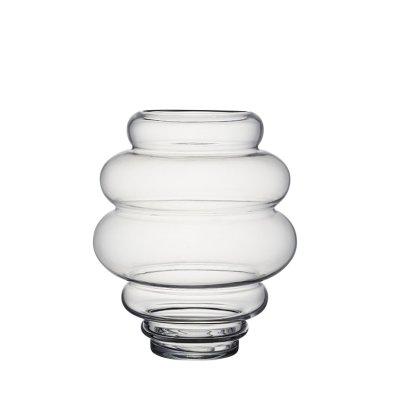 Circle glass vase Wikholm Form