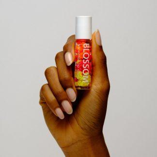 Roll-on lip gloss Blossom Beauty orange
