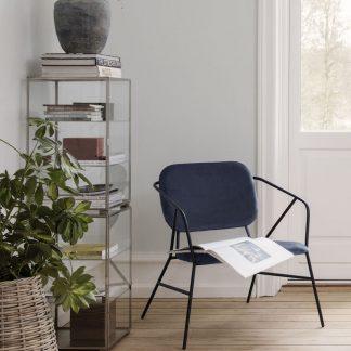 Klever lounge stol House Doctor grå
