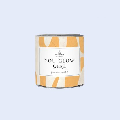 Duftlys you glow girl The Gift Label