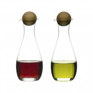 Sagaform olje/eddikflaske 2-pakk