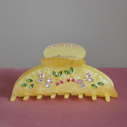 Elicia hairclaw yellow Maanesten