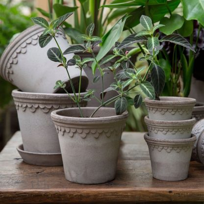 København potte grå Bergs potter