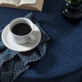 Design Lina Johansson Brick kjøkkenhåndkle blå 2pk