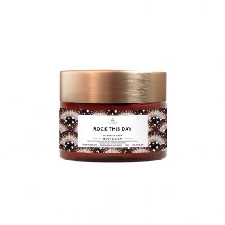 The gift label body cream rock this day