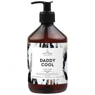the gift label body wash men herre daddy cool