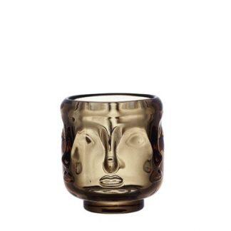 ansikt telysestake wikholm form
