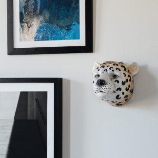 Veggvase Cheetah byon