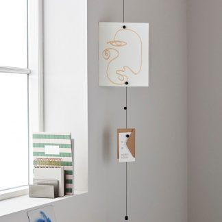Cable fotodisplay Monograph House Doctor