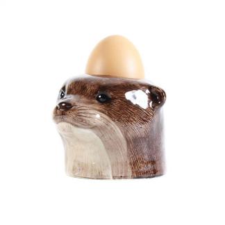Oter Barney eggeglass Quail Ceramics
