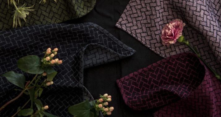 Brick kjøkkenhåndkle Design Lina Johansson
